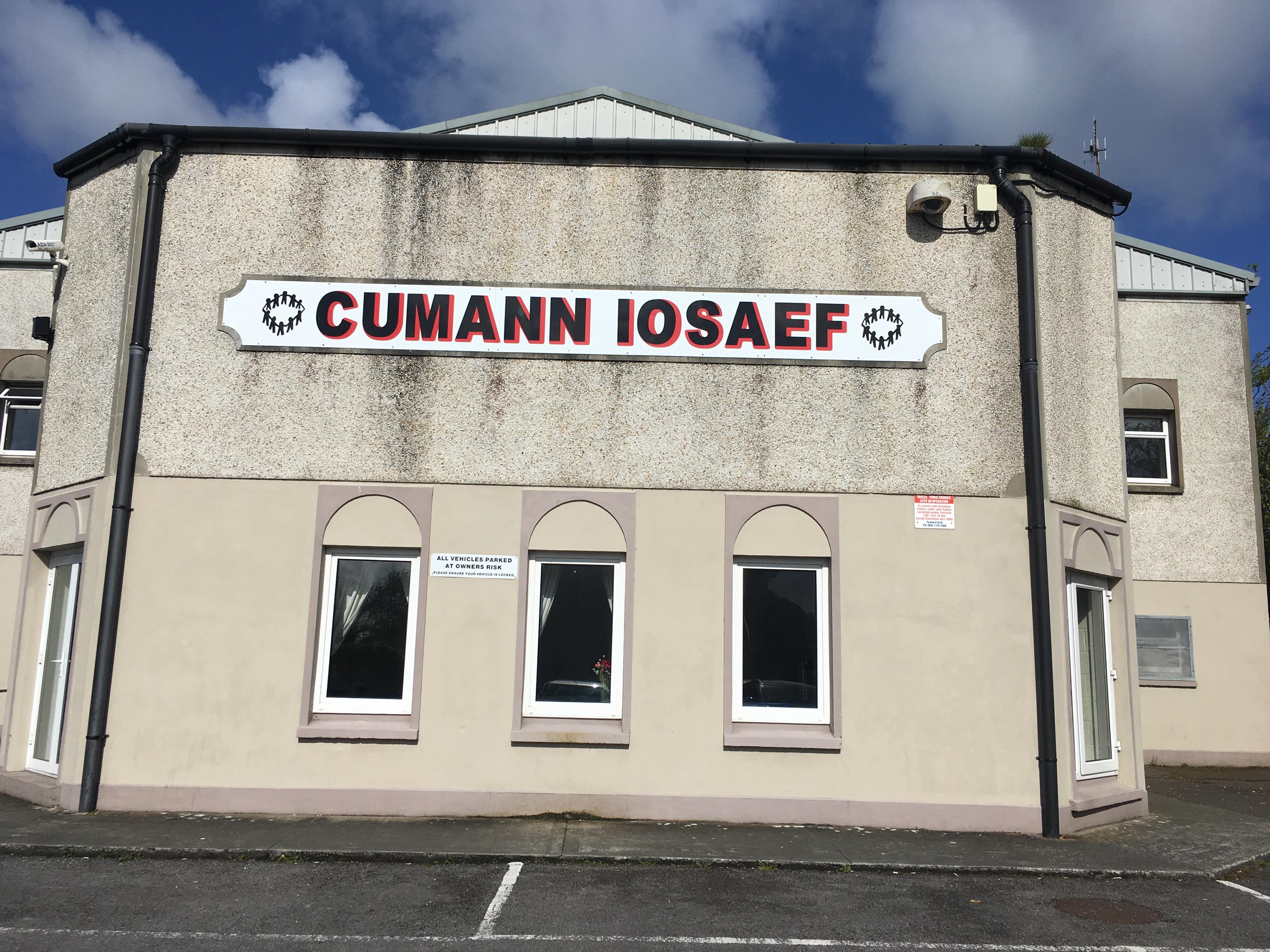 Cumann Iosaef Gallery Post